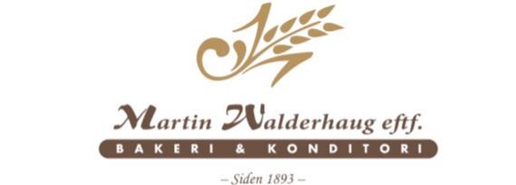 Martin Walderhaug eftf. | Cake it easy