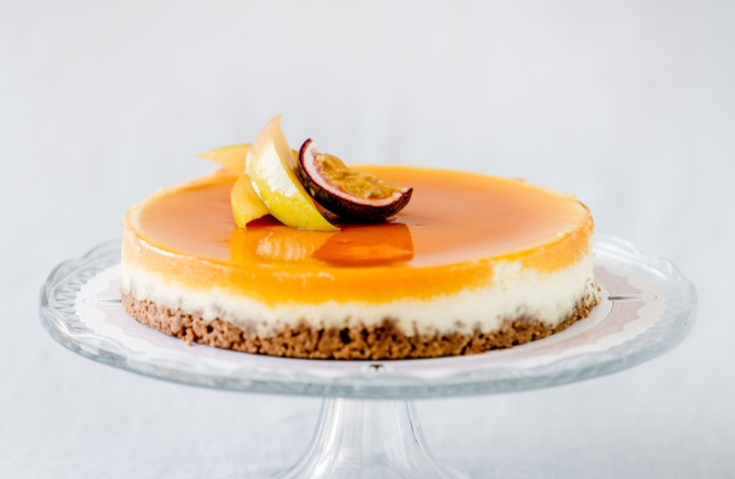 Börje Olsson Konditori - Cheesecake