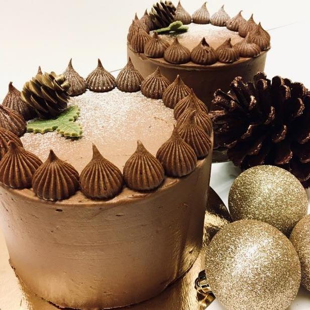 Wedemarks konditori och bageri - Amerikansk chokladtårta