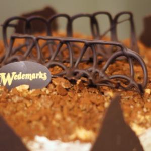 Wedemarks konditori och bageri - Swartzwaldertårta