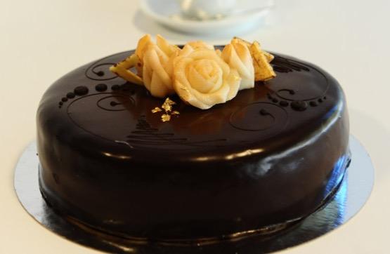 Tor Sevaldsen - Sjokoladekake
