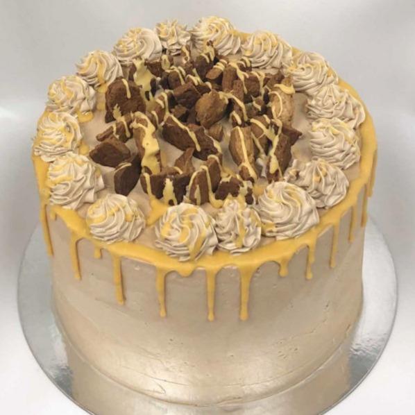 Cake Up - Coffee crumble