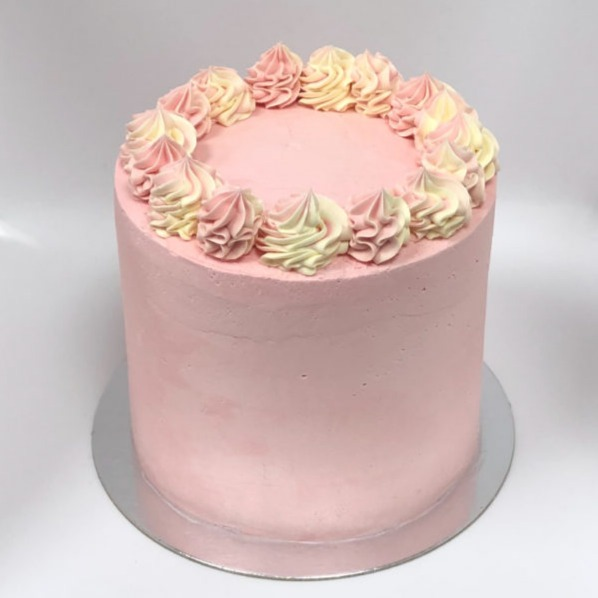 Cake Up - Pink delight