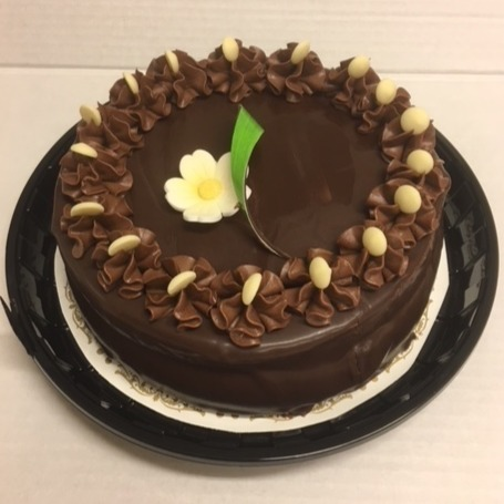 Evensen's Bakeri & Conditori - Sjokoladekake