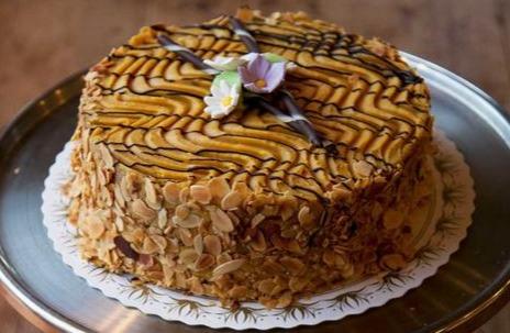 Aanerud bakeri - Suksessterte