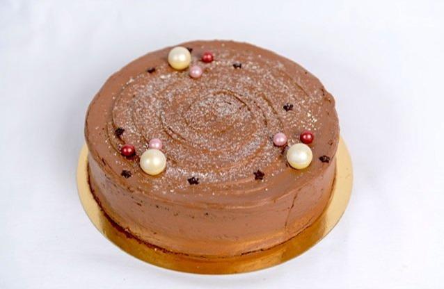 Nobel Conditori - Tradisjonell sjokoladekake