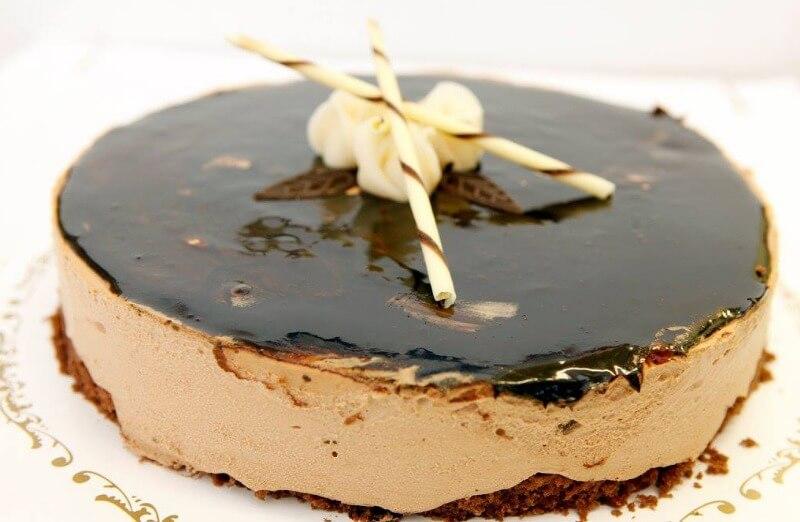 Nevlunghavn bakeri - Sjokolademousse