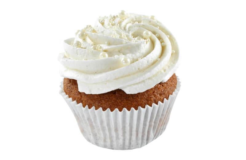 Nærbakst - Vanilla Cupcake