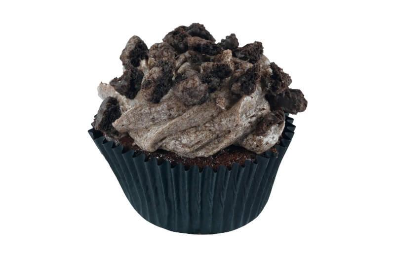 Hjemmebakeriet - Mini Oreo Cupcake