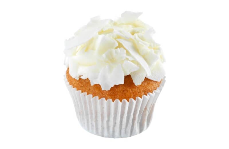 Nærbakst - Mini Coconut Cupcake