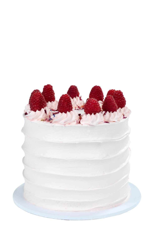 Cakes by Hancock - Rasberry Roses