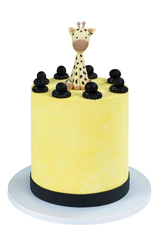 Cakes by Hancock - Giraffe figurkake