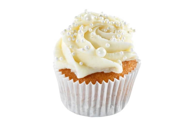 Hjemmebakeriet - Mini Vanilla Cupcake