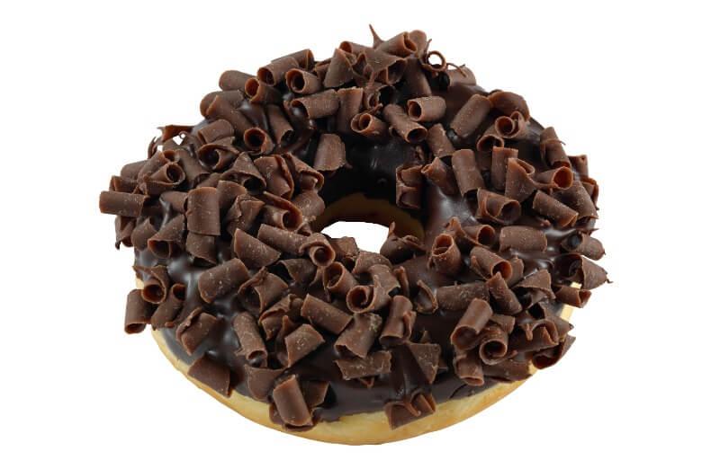 Hjemmebakeriet - Choco Thunder Doughnut
