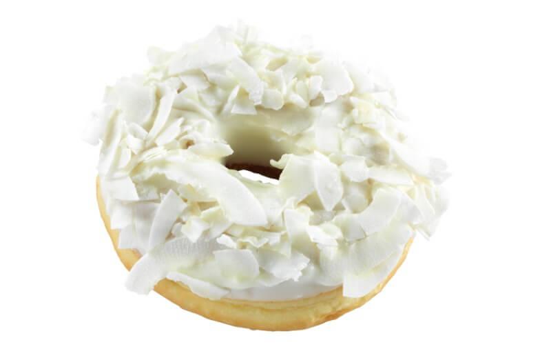 Hjemmebakeriet - Coconut Doughnut