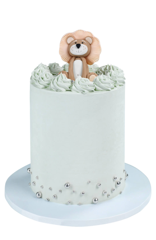 Cakes by Hancock - Lion figurkake