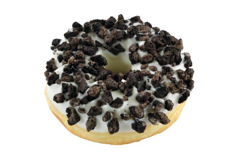 Hjemmebakeriet - Oreo Doughnut