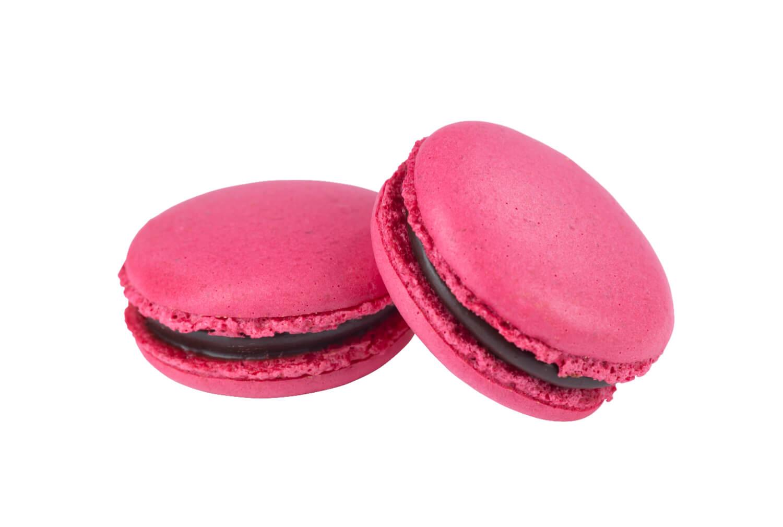 Cakes by Hancock - Rasberry Macarons