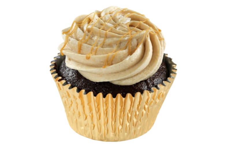 Nærbakst - Salt Caramel Cupcake