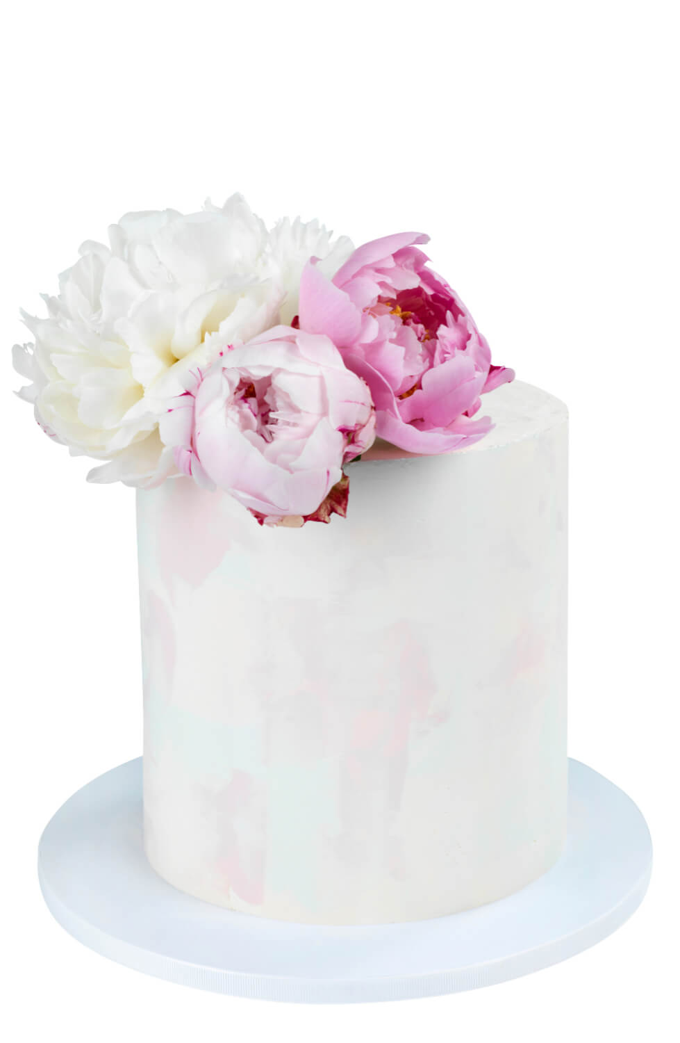Cakes by Hancock - Pink Pastel Flowers