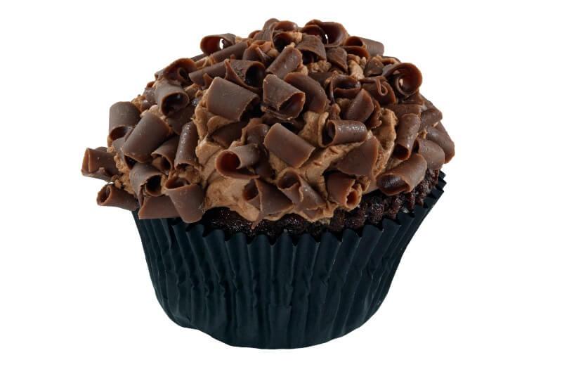 Hjemmebakeriet - Chocholate Thunder Cupcake