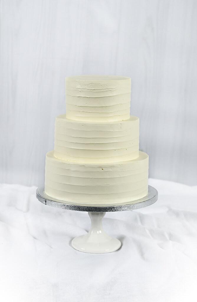Cakes by Hancock - Swirl Bryllupskake