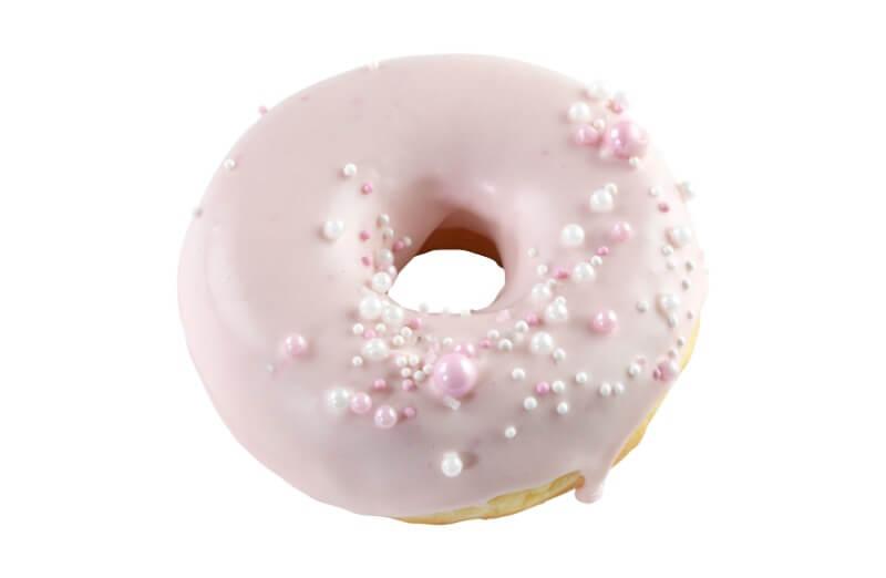 Cakes by Hancock - Baby Pink Doughnut