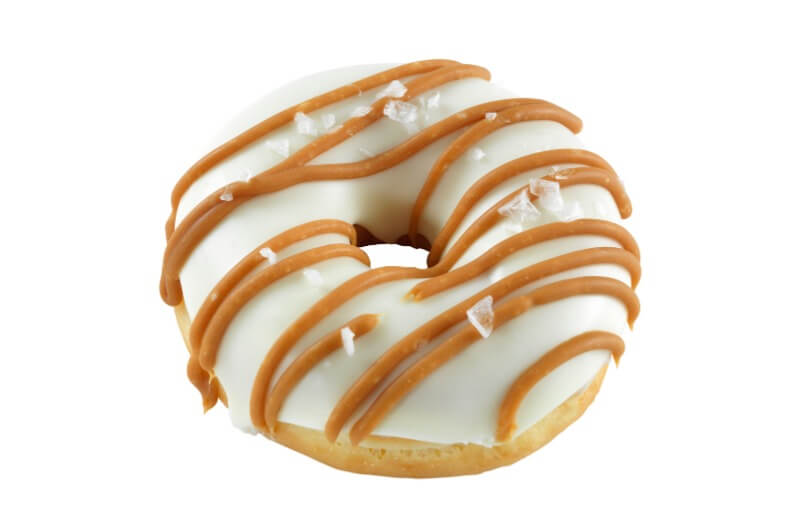Nærbakst - Salt Caramel Doughnut