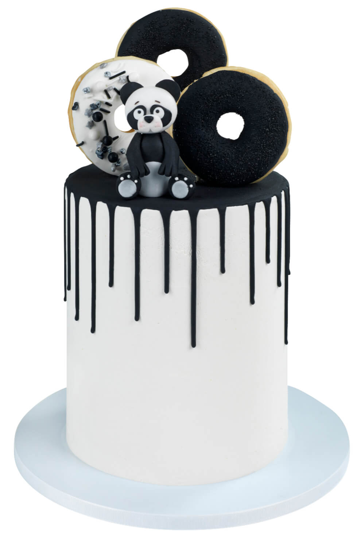 Cakes by Hancock - Panda figurkake