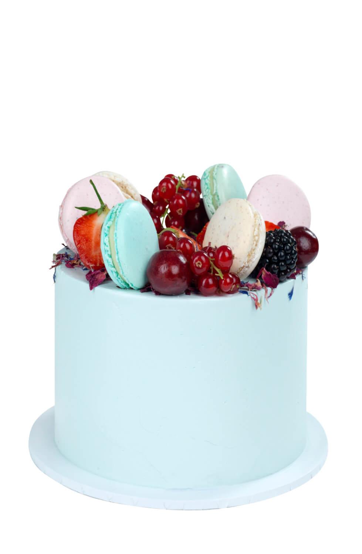 Cakes by Hancock - Pastel Blue Berries