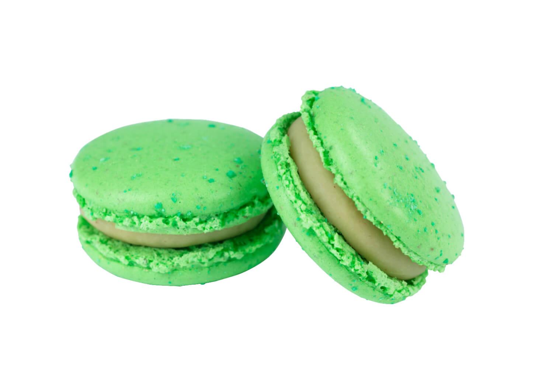 Cakes by Hancock - Pistache Macarons