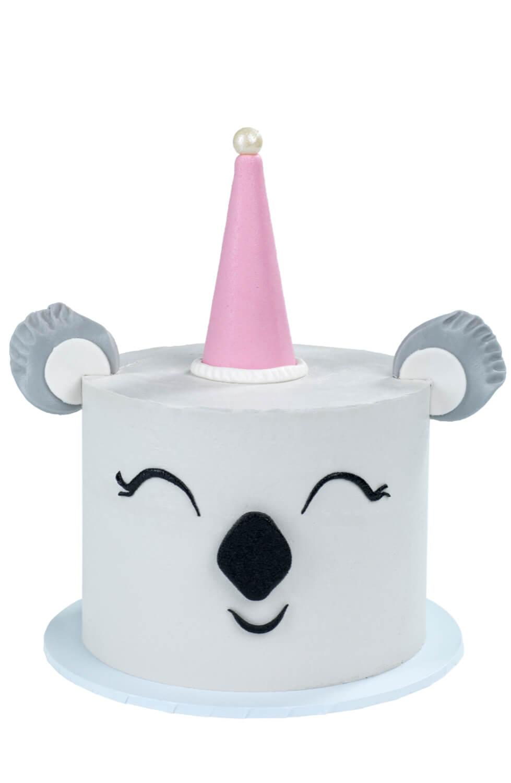 Cakes by Hancock - Koala dyrehode