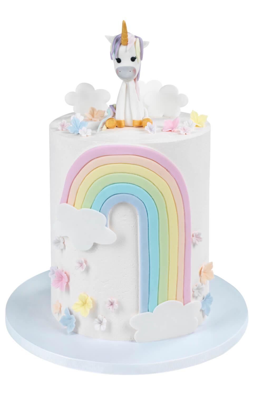 Cakes by Hancock - Unicorn figurkake