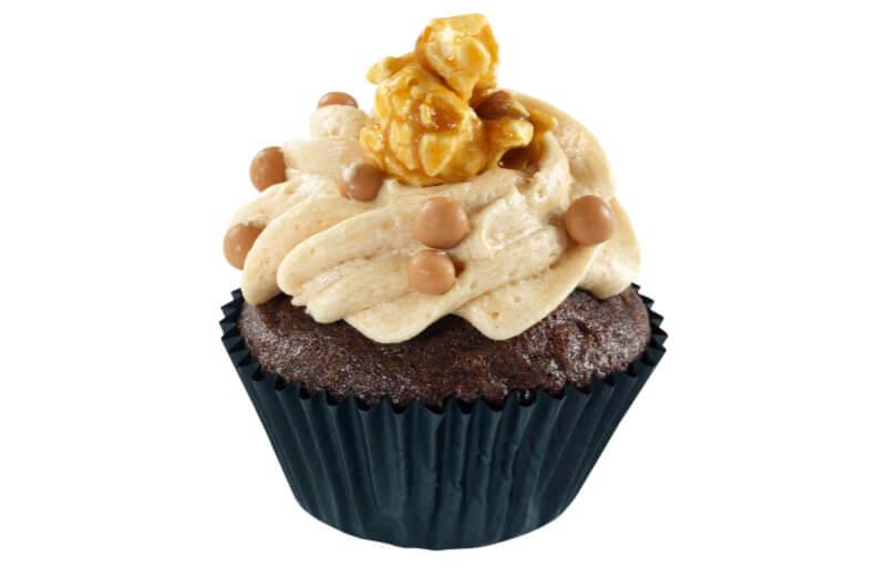 Hjemmebakeriet - Mini Popcorn Cupcake
