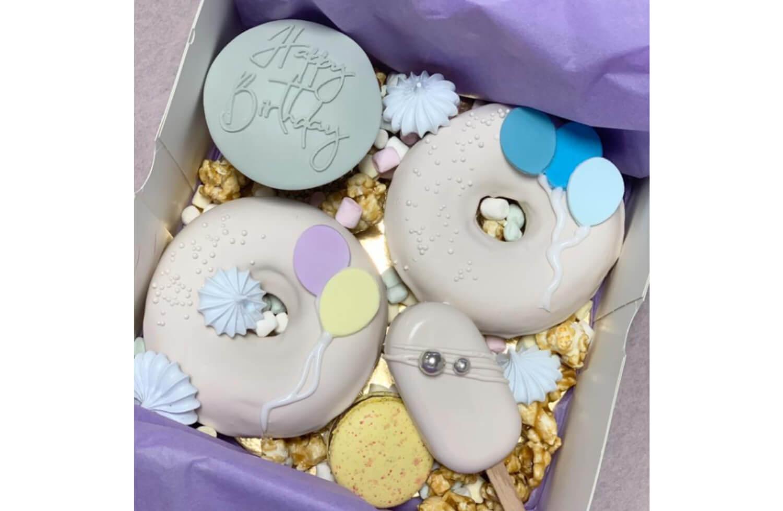Cakes by Hancock - Happy Birthday Giftbox
