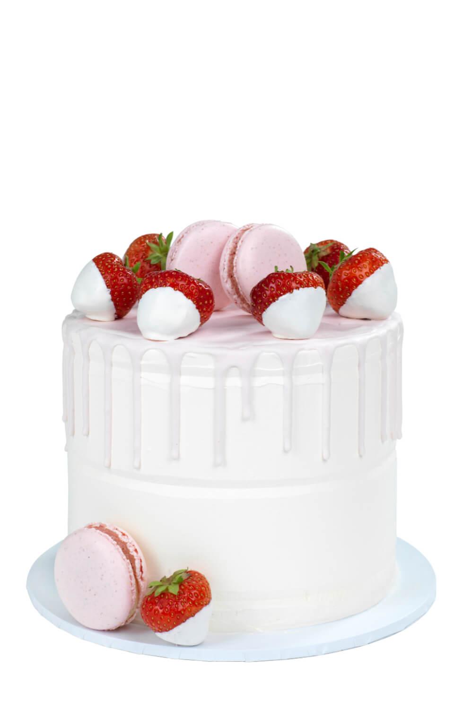 Cakes by Hancock - Strawberry Dream