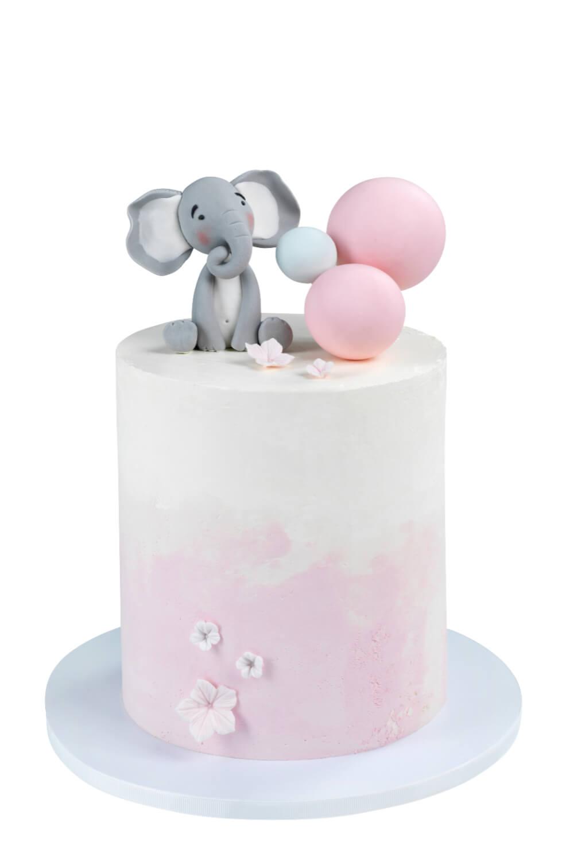 Cakes by Hancock - Elefant figurkake