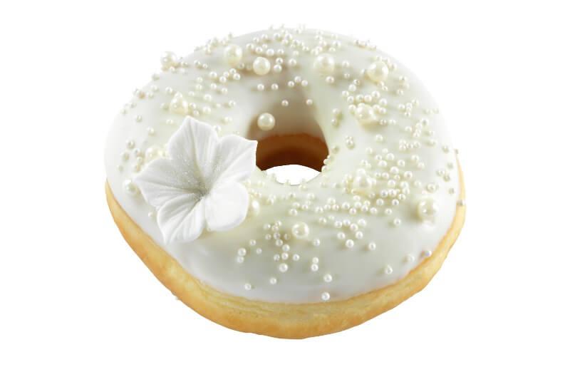 Nærbakst - Wedding Doughnut