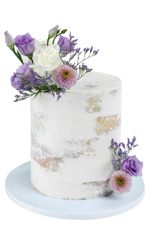 Cakes by Hancock - Naked Cake