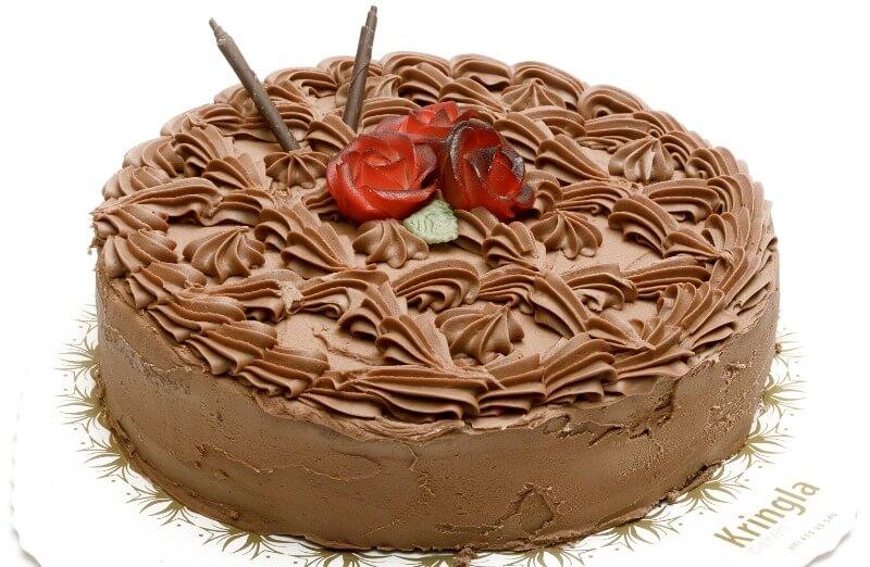 Kringla Hamar - Sjokoladekake
