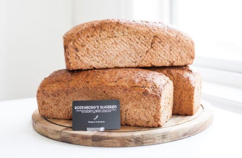 Rosenborg bakeri - Rosenborgs Rugbrød