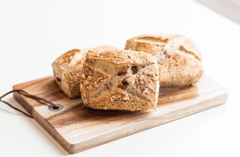 Rosenborg bakeri - Grove scones