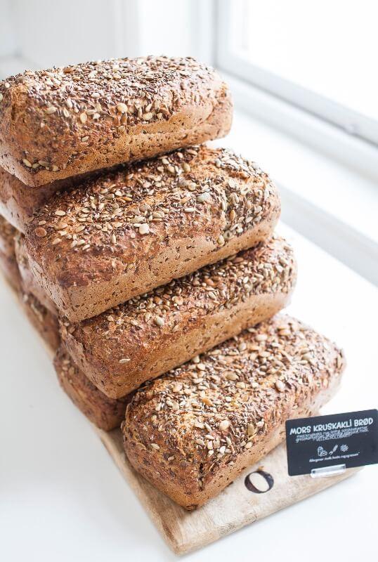 Rosenborg bakeri - Mors kruskaklibrød