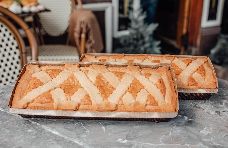 Rosenborg bakeri - Fyrstestang