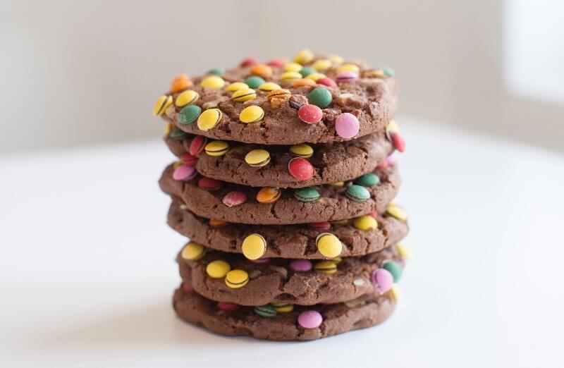 Rosenborg bakeri - Cookies 6 pk.