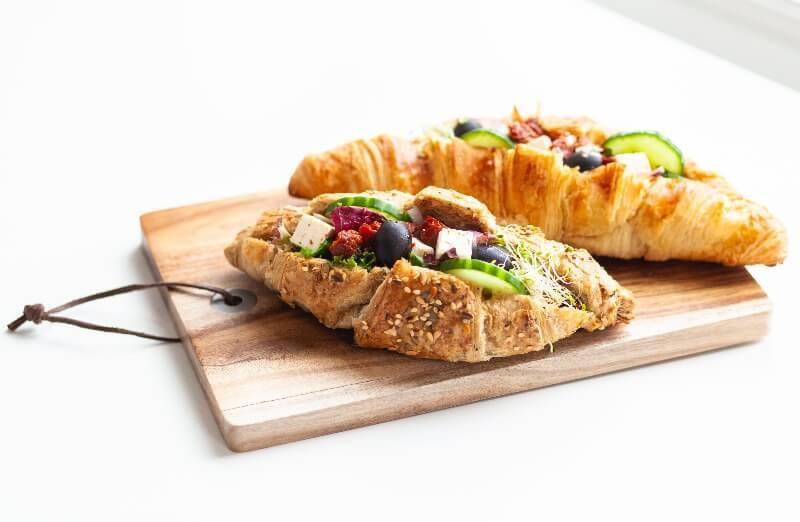 Rosenborg bakeri - Croissant vegetar