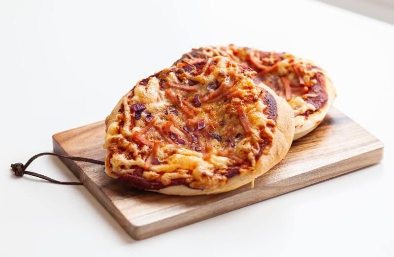 Rosenborg bakeri - Spaserpizza med skinke