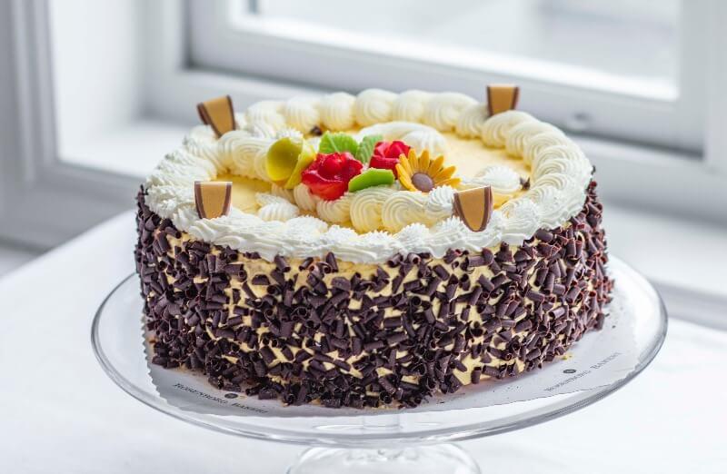 Rosenborg bakeri - Romdessert