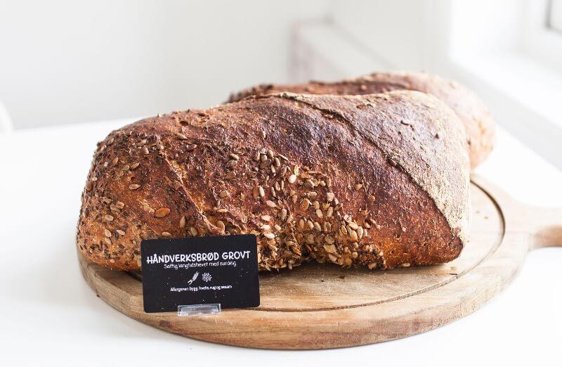 Rosenborg bakeri - Håndverksbrød Grovt