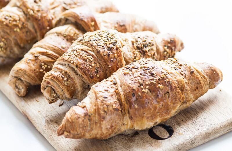 Rosenborg bakeri - Grov croissant